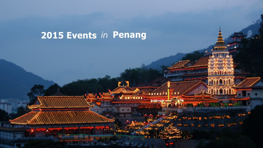 2015 Events in Penang