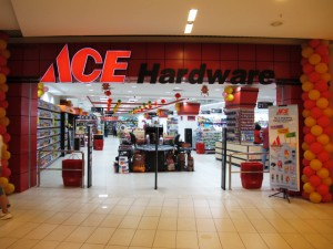 Ace_Hardware. Hardware stores in Penang