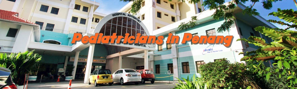 Pediatricians in Penang
