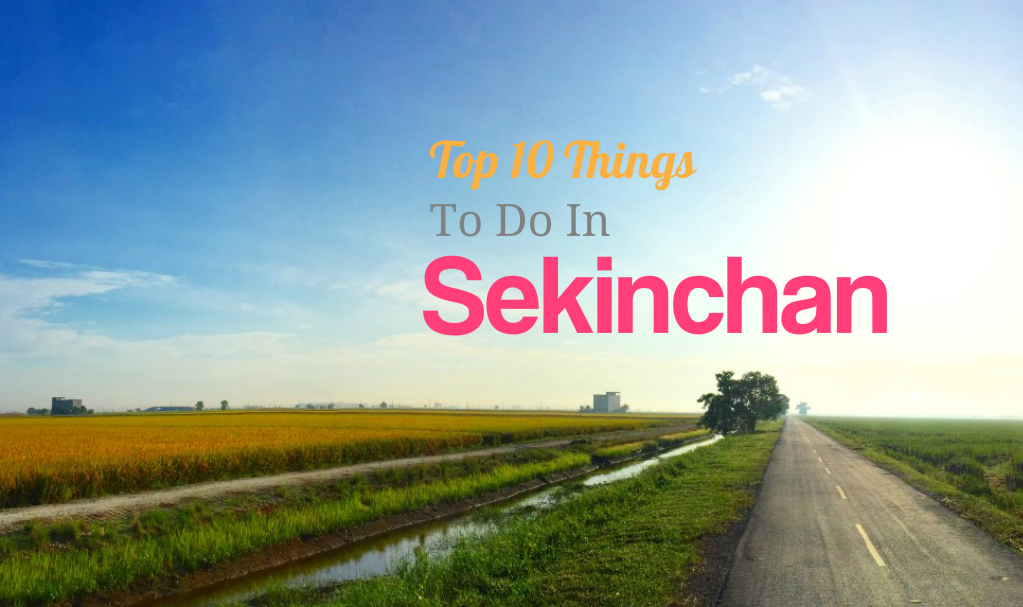 Top 10 things to do in Sekinchan